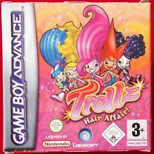 Nintendo Gameboy Advance - GBA ► Trollz: Hair Affair ◄ OVP | TOP Zustand