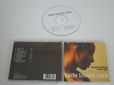 SADE/LOVERS ROCK(EPIC 500766 2) CD ALBUM