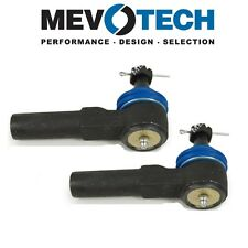 NEW For Ford Windstar Pair Set of 2 Front Outer Tie Rod Ends Mevotech MES3181RL