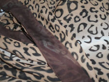 TEXTO foulard style léopard