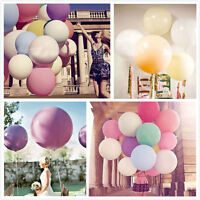 "2 X 36"" Inch Giant Big Balloon Latex Birthday Wedding Party Helium DecorationFEH"