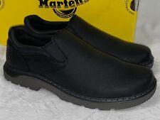 Dr Martens Work Asset Black Pitstop Shoes Size 12