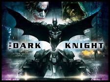 The Dark Knight Pinball Alternate Translite