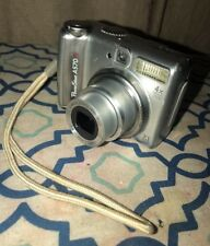 Canon PowerShot A570 IS 7.1MP Digital Camera - Silver - See Test Photos