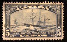 CANADA 1933 #204 Royal William - VF Used