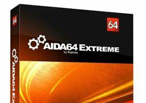 AIDA64 Extreme Edition Original License Key