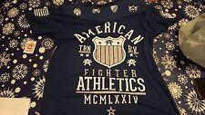 Brand New Mens American Fighter Training Division Shirt 3XL XXXL