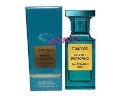 Tom Ford Neroli Portofino 1.0oz/30ml Edp Spray New In Aqua Color Box