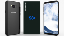 Samsung Galaxy S8+ S8 Plus 128gb Brand New Cod Agsbeagle