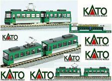KATO Set 2 Tram Urban Littorine Electric 1 Motorized Ed 1 IN Towing Ladder-N