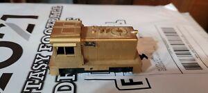 Athearn 2995 140-2 HO Scale BRONZE Hustler Diesel Switcher Locomotive