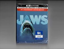 Jaws 45th Anniversary Limited Edition 4k Mastering Blu-ray Booklet