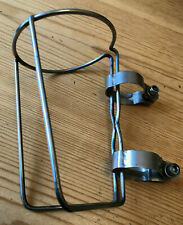 Classic Downtube Water Bottle Cage,1950s Or Earlier