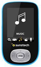 Reproductor MP4 Sunstech Skybt 4GB Bluetooth azul