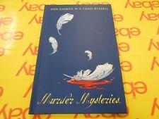 Neil Gaiman's Murder Mysteries (2002, USA) P. Craig Russell - Dark Horse Comics