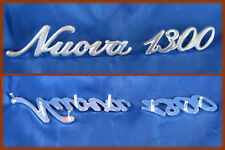 ALFA ROMEO GIULIA NUOVA 1300 - SCRITTA BADGE LOGO