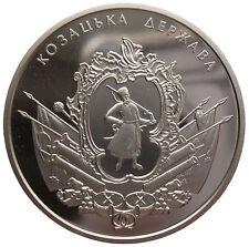 "UKRAINE  5 HRYVNI - ""KOSAK ZUSTAND"" - 2016 (UNC)"