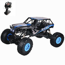 2.4GHz RC Car 1/10 Remote Control 4WD Off Road Monster Truck Rock Crawler