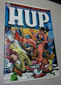HUP R.Crumb No.2 1987 Mature Comic/5 Mad Magazine Classics Rare!