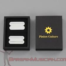 Pinion Guitars - HA1-WH - Premium Rail Humbucker Electric Guitar Pickup Set