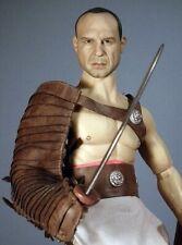 Gladiator Head Warrior. Cabeza 1:6 Kaustic Plastik Myrmillo Thraex Hoplomachus