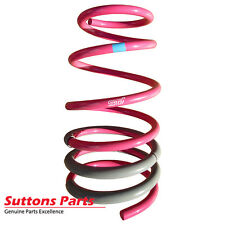 NEW GENUINE IMPREZA WRX STi COIL SPRING REAR -20mm (EACH) PART ST203804S010