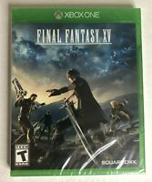 Xbox One Final Fantasy XV Brand New Factory Sealed FREE SHIPPING RPG FF15