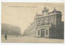 CPA PK AK BRUXELLES-SAINT-GILLES  PLACE DE BETHLEEM 1910