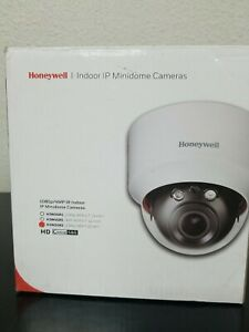 Honeywell 1080P Indoor IP Minidome Camera H3W2GR1V -AS IS NO RETURN