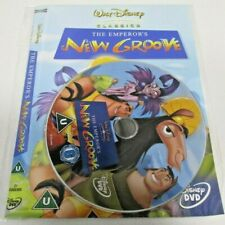 The Emperor's New Groove DVD (2001) Mark Dindal cert U