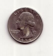 Stati Uniti   USA   Quarter Dollar  1/4 $    1978     BB    (m426)