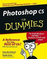 Photoshop CS for Dummies® by Deke McClelland and Phyllis Davis (2003, Paperback)