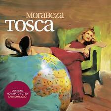 TOSCA - MORABEZA - CD NUOVO SIGILLATO  SANREMO 2020