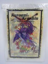 Anime Manga Rurouni Kenshin Himaru A4 Size Clear File Folder Movic Japan