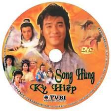Song Hùng Kỳ Hiệp - Phim Bo Hong Kong TVB - (DVD) - USLT viet/cambodian