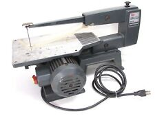 "SEARS CRAFTSMAN 16"" SCROLL SAW, 120V, SINGLE SPEED, DIRECT DRIVE"