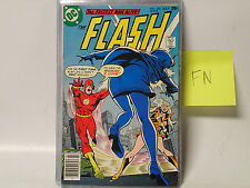 The Flash #251 Dc Comics 1977 Fn The Fastest Man Alive vs Golden Glider