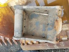 Wain Roy Style Coupler Plate For Large Excavator Gd Condition