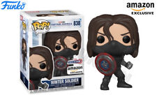Funko Pop! Marvel Year of The Shield The Winter Soldier Amazon Exclusive PRESALE