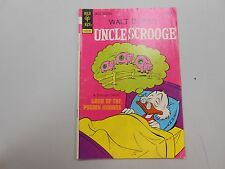 Walt Disney Uncle Scrooge #112 (1974, Gold Key)! FN6.0+! Nice bronze age reader!