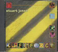 Music CD Stuart Jones Lifeforce