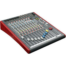 Allen & Heath ZED-12FX 12-Channel Recording Mixer w/ USB Connection + FX NEW