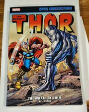 Thor Marvel Epic Collection Volume 3 The Wrath of Odin TPB Marvel Comics OOP