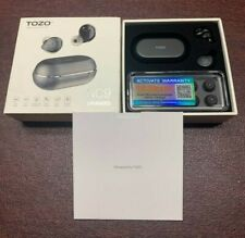 TOZO NC9 Upgraded Active Noise Cancelling Wireless Earbuds !