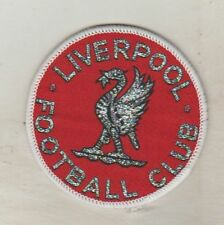 F.A. PREMIER LEAGUE  CLUB  SEW ON CLOTH PATCHES/BADGES  LIVERPOOL FOOTBALL CLUB