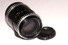 Nice! Carl Zeiss Jena Sonnar lens 3.5/135 mm Zebra edition M42 mount SN9138935