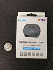 Bluetooth Transmitter wireless audio receiver - model EK201