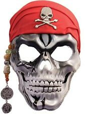 Pirate Captain Skull Face Mask