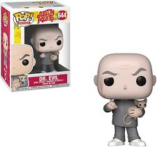 Funko Pop! Movies - Austin Powers: Dr. Evil Figure #644 (Not Mint)