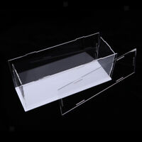 Acrylic Toy Display Show Case Dustproof Box for Character Figures Dolls DIY